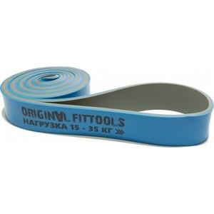 Эспандер Original Fit.Tools петля двуцветный 15-35 кг фото