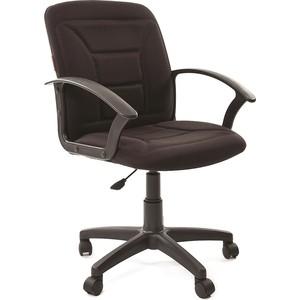 Офисноекресло Chairman 627 С-3 черный офисное кресло chairman fuga черный