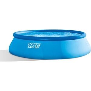 Чаша Intex 10222 для бассейна серии Easy SetPool 457x107 см 12430 л игровой центр для бассейна intex мой первый гимнастический зал с48476 розовый 127 х 61 см