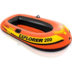 Лодка надувная Intex Explorer 200 (до 95кг) 185х94х41 см 58330 цена