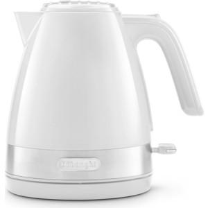 Чайник электрический DeLonghi KBLA 2000.W белый все цены