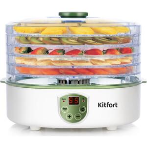 лучшая цена Сушилка для овощей KITFORT КТ-1902 белый