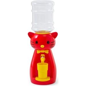 Кулер для воды VATTEN kids Kitty Red (со стаканчиком)