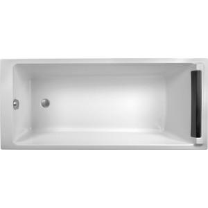 Акриловая ванна Jacob Delafon Spacio прямоугольная 170x75, на каркасе (E6D010RU-00, E6D051RU-NF) все цены