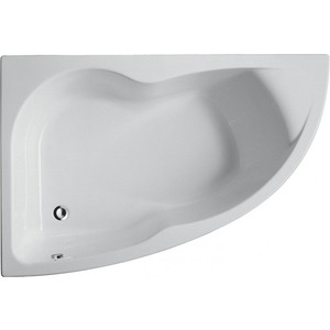 Акриловая ванна Jacob Delafon Micromega Duo асимметричная 150x100 L, на каркасе (E60219RU-00, SF218RU-NF)
