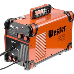 Инверторный сварочный полуавтомат Wester MIG-110i сварочный полуавтомат aurora mig 300 gn