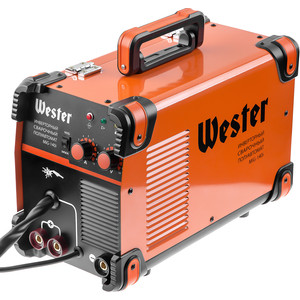 все цены на Инверторный сварочный полуавтомат Wester MIG-140i онлайн