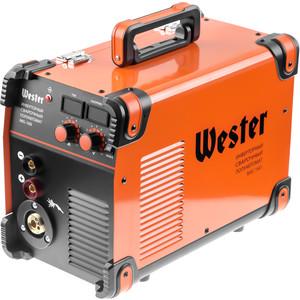 Инверторный сварочный полуавтомат Wester MIG-160i сварочный полуавтомат aurora mig 300 gn