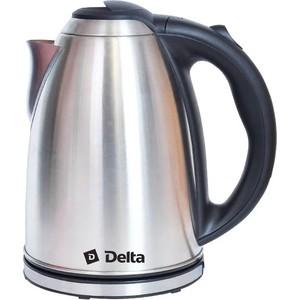 Чайник электрический Delta DL-1032 нержавейка