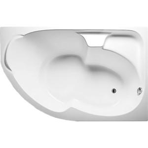 Акриловая ванна 1Marka Diana асимметричная 170x105 см правая (4604613000110)