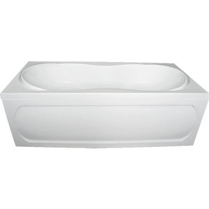 Акриловая ванна 1Marka Dinamika прямоугольная 180x80 см (4604613000042)
