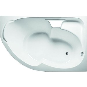 Акриловая ванна 1Marka Diana асимметричная 160x100 см правая (4604613315948) акриловая ванна 1marka assol асимметричная 160x100 см левая 4604613303372
