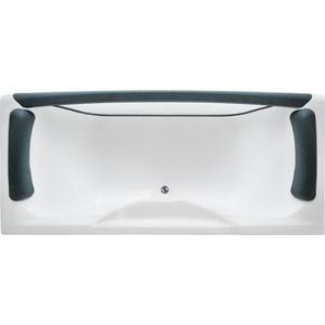Акриловая ванна 1Marka Aima Dolce Vita прямоугольная 170x75 см, на каркасе, с панелью (4604613310004)