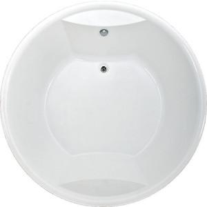 Акриловая ванна 1Marka Aima Omega круглая 180x180 см (4604613100131)