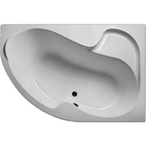Акриловая ванна 1Marka Marka One Aura асимметричная 160x105 см правая (4604613315856) акриловая ванна 1marka marka one 4604613308827 150x75