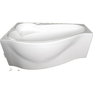 Акриловая ванна 1Marka Marka One Gracia асимметричная 170x100 см левая (4604613001360)