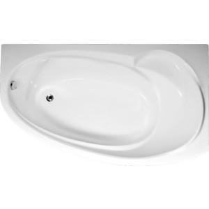 Акриловая ванна 1Marka Marka One Julianna асимметричная 170x100 см правая (4604613000127) акриловая ванна 1marka marka one 4604613308827 150x75