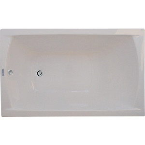 Акриловая ванна 1Marka Marka One Modern прямоугольная 120x70 см (4604613104887)