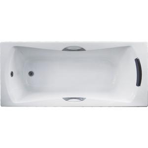 Акриловая ванна 1Marka Agora прямоугольная 170x75 см, на каркасе (4604613106881, 4604613106874)