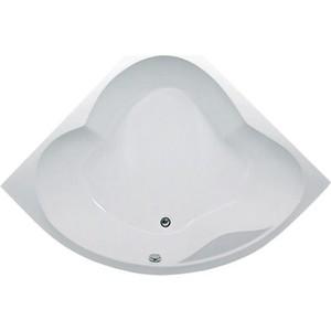 Акриловая ванна 1Marka Cassandra угловая 140x140 см, на каркасе (4604613100049, 4604613100902)