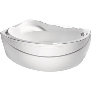 Акриловая ванна 1Marka Catania асимметричная 160x110 см левая, на каркасе (4604613000882, 4604613103002)