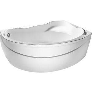 Акриловая ванна 1Marka Catania асимметричная 160x110 см правая, на каркасе (4604613000875, 4604613103002)