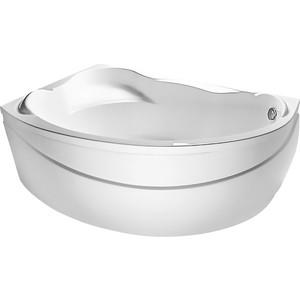 Акриловая ванна 1Marka Catania асимметричная 150x105 см правая, на каркасе (4604613000899, 4604613102999)