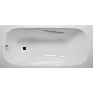 Акриловая ванна 1Marka Classic прямоугольная 130x70 см, с ножками (4604613315900, 4604613101558)