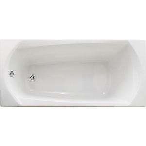 Акриловая ванна 1Marka Elegance прямоугольная 140x70 см, с ножками (4604613307516, 4604613101558)