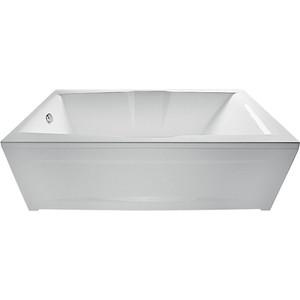 Акриловая ванна 1Marka Korsika прямоугольная 190x100 см, на каркасе (4604613000097, 4604613102401)