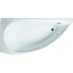 Акриловая ванна 1Marka Piccolo асимметричная 150x75 см левая, на каркасе (4604613100148, 4604613101640)