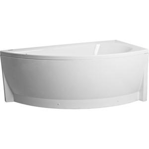 Акриловая ванна 1Marka Piccolo асимметричная 150x75 см правая, на каркасе (4604613100155, 4604613101640)