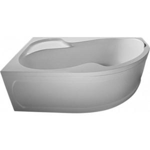 Акриловая ванна 1Marka Marka One Aura асимметричная 160x105 см левая, на каркасе (4604613315849, 4604613315665)