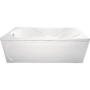 Акриловая ванна 1Marka Marka One Enna прямоугольная 170x75 см, на каркасе (4604613001339, 4604613001971) акриловая ванна 1marka marka one elegance 130x70