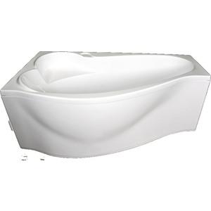 Акриловая ванна 1Marka Marka One Gracia асимметричная 150x90 см левая, на каркасе (4604613001346, 4604613101442)