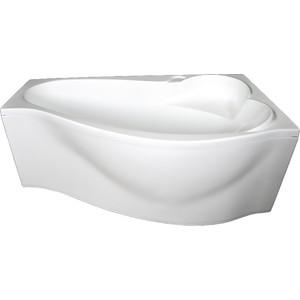 Акриловая ванна 1Marka Marka One Gracia асимметричная 170x100 см правая, на каркасе (4604613001377, 4604613101459)