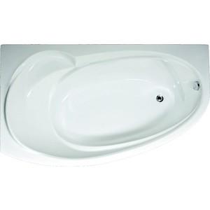 Акриловая ванна 1Marka Marka One Julianna асимметричная 160x95 см левая, на каркасе (4604613306434, 4604613309022)