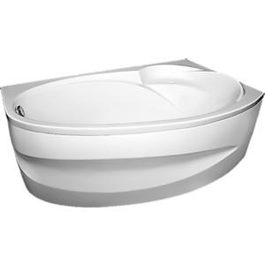 Акриловая ванна 1Marka Marka One Julianna асимметричная 160x95 см правая, на каркасе (4604613306427, 4604613309022)