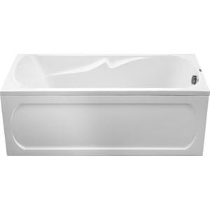 Акриловая ванна 1Marka Marka One Kleo прямоугольная 160x75 см, на каркасе (4604613000080, 4604613001971) акриловая ванна 1marka marka one 4604613316396 190x90