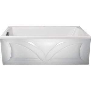 Акриловая ванна 1Marka Marka One Modern прямоугольная 165x70 см, с ножками (4604613100759, 4604613101299)
