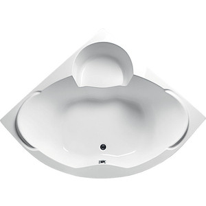 Акриловая ванна 1Marka Marka One Trapani угловая 140x140 см, на каркасе (4604613000912, 4604613309060)