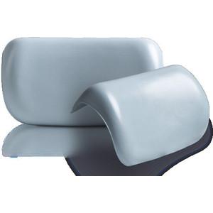 Подголовник для ванны 1Marka Comfort накладной, синий (4604613001735)