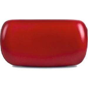 Подголовник 1Marka Eka на присосках, красный (4604613300210)