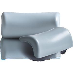 Подголовник для ванны 1Marka Lia на присосках, синий (4604613001797) цена и фото