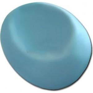 Подголовник 1Marka Viva Maxi на присосках, синий (4604613002787)