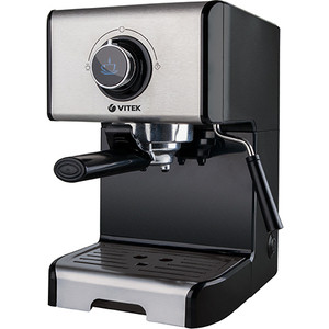 Кофеварка Vitek VT-1518(BK) кухонный комбайн vitek vt 1437 bk черный