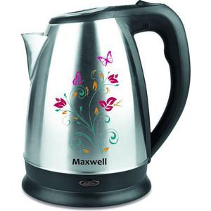 Чайник электрический Maxwell MW-1074 ST цена и фото
