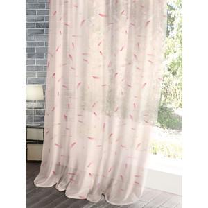 Комплект штор Волшебная ночь Вуаль Лофт Flamingo (720435)