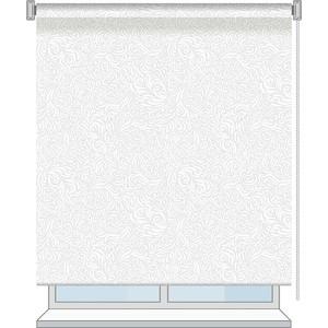 Рулонная штора Волшебная ночь 60x175 Стиль Этно Рисунок Chamomile
