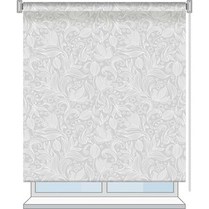 Рулонная штора Волшебная ночь 60x175 Стиль Версаль Рисунок Harmonic
